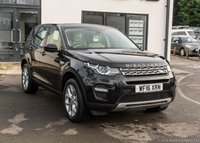 USED 2016 16 LAND ROVER DISCOVERY SPORT 2.0 TD4 HSE 5d AUTO 180 BHP