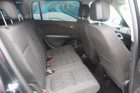 USED 2014 64 VAUXHALL ZAFIRA TOURER 2.0 EXCLUSIV CDTI 5d AUTO 162 BHP DIESEL BLACK FULL SERVICE HISTORY