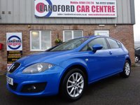 2011 SEAT LEON 1.2 TSI SE COPA 5d 103 BHP £5750.00