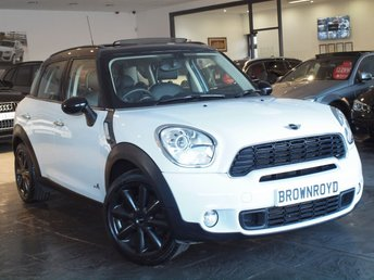 2012 MINI COUNTRYMAN 1.6 COOPER S ALL4 5d AUTO 184 BHP £11990.00