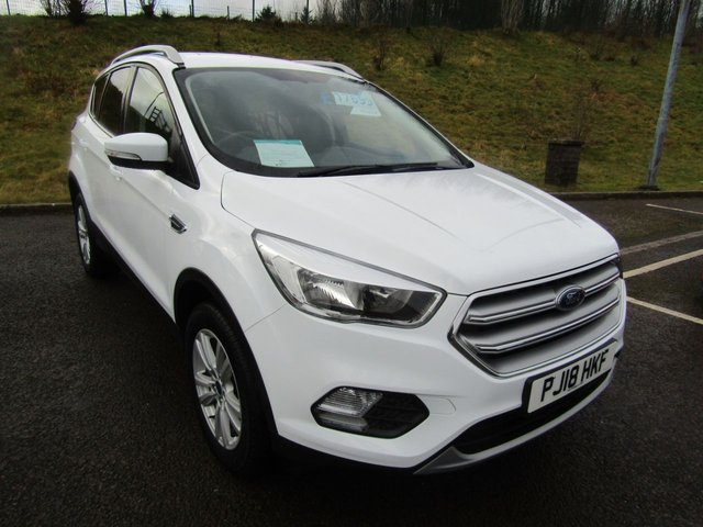 View our 2018 18 FORD KUGA 1.5 ZETEC 5d 118 BHP