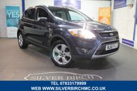 USED 2010 10 FORD KUGA 2.0 TITANIUM TDCI 2WD 5d 134 BHP Low Deposit Finance Available