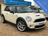 2008 MINI HATCH COOPER 1.6 COOPER S 3d 172 BHP £5495.00