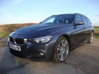 USED 2013 63 BMW 3 SERIES 3.0 330D M SPORT TOURING 5d AUTO 255 BHP BMW 330, D, M Sport, touring auto estate.
