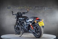 USED 2017 17 HARLEY-DAVIDSON STREET ROD XG 750 A 17 GOOD & BAD CREDIT ACCEPTED, OVER 600+ BIKES IN STOCK