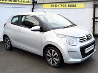 USED 2014 14 CITROEN C1 1.0 FEEL 3d 68 BHP * FREE DELIVERY AND WARRANTY *