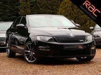 USED 2015 15 SKODA OCTAVIA 2.0 VRS TDI CR DSG 5d AUTO 181 BHP (NAV & FULL LEATHER)