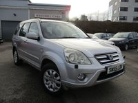2006 HONDA CR-V 2.0 I-VTEC EXECUTIVE 5d AUTO 148 BHP £4750.00