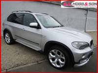 USED 2008 BMW X5 3.0 D SE 5dr AUTO 232 BHP **PAN ROOF & AERO BODY KIT** **ADVERTISED ON BEHALF OF CUSTOMER CONTACT FREY ON 07739884910**