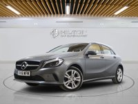 USED 2016 16 MERCEDES-BENZ A CLASS 2.1 A 200 D SPORT PREMIUM 5d 134 BHP +  Leather Interior