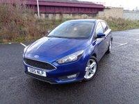 2015 FORD FOCUS 1.0 ZETEC 5d 124 BHP £9495.00
