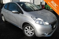 USED 2015 15 PEUGEOT 208 1.0 ACTIVE 3d 68 BHP VIEW AND RESERVE ONLINE OR CALL 01527-853940 FOR MORE INFO.