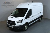 USED 2017 17 FORD TRANSIT 2.0 330 L3 H3 105 BHP EURO 6 LWB H/ROOF FWD AIR CON VAN AIR CONDITIONING EURO 6 ENGINE