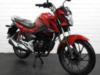 2017 HONDA CBF125 125cc Learner Legal £2295.00