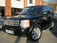 USED 2009 04 LAND ROVER DISCOVERY 2.7 3 TDV6 XS 5d AUTO 188 BHP