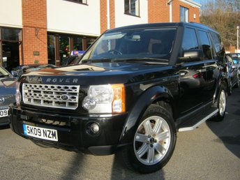 2009 LAND ROVER DISCOVERY