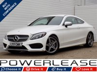 USED 2017 17 MERCEDES-BENZ C CLASS 2.1 C 250 D AMG LINE 2d AUTO 201 BHP HEATED SEATS 30 POUND TAX