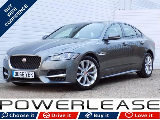 Used Jaguar Cars In Ampthill From Powerlease Limited