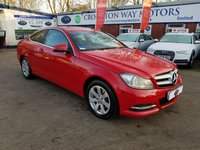 USED 2014 64 MERCEDES-BENZ C CLASS 2.1 C220 CDI EXECUTIVE SE 2d AUTO 168 BHP 0%  FINANCE AVAILABLE ON THIS CAR PLEASE CALL 01204 317705