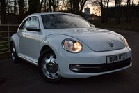 2016 VOLKSWAGEN BEETLE 1.6 DESIGN TDI BLUEMOTION TECHNOLOGY 3d 104 BHP £12250.00