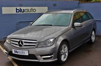 USED 2011 61 MERCEDES-BENZ C 250 2.1 CDI BLUE EFFICIENCY SPORT ED125 5d AUTO 204 BHP Full Mercedes History, Sat Nav, Part Leather, Heated Seats, Electric Memory seats..............