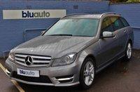 2011 MERCEDES-BENZ C 250 2.1 CDI BLUE EFFICIENCY SPORT ED125 5d AUTO 204 BHP £10980.00