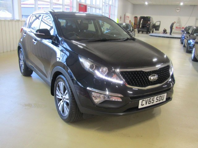View our 2015 65 KIA SPORTAGE 1.7 CRDI 3 ISG 5d 114 BHP