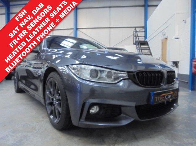 2015 65 BMW 4 SERIES 2.0 428I M SPORT 2d AUTO 242 BHP