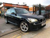 2014 BMW X1 2.0 XDRIVE20D M SPORT 5d 181 BHP £11000.00
