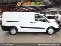 USED 2013 63 TOYOTA PROACE 2.0 L2H1 HDI 1200 P/V 130 BHP LWB VAN - ONE OWNER- '' YOU'RE IN SAFE HANDS ''    WITH THE AA DEALER PROMISE
