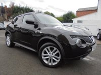 USED 2012 62 NISSAN JUKE 1.5 ACENTA PREMIUM DCI 5d 110 BHP JUST MOT'D AND SERVICED