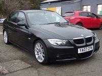 2007 BMW 3 SERIES 2.0 320I M SPORT 4d 148 BHP £3500.00