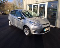 USED 2010 10 FORD FIESTA 1.4 ZETEC THIS VEHICLE IS AT SITE 1 - TO VIEW CALL US ON 01903 892224