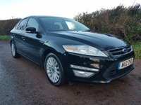 2012 FORD MONDEO 2.0 ZETEC BUSINESS EDITION TDCI 5d 138 BHP £SOLD