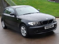 USED 2010 60 BMW 1 SERIES 2.0 116D SE 3d 114 BHP
