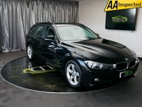 USED 2012 62 BMW 3 SERIES 2.0 320D SE TOURING 5d AUTO 181 BHP £0 DEPOSIT FINANCE AVAILABLE, AIR CONDITIONING, AUX INPUT, BMW I DRIVE, CLIMATE CONTROL, CRUISE CONTROL, DAYTIME RUNNING LIGHTS, PARKING SENSORS, STEERING WHEEL CONTROLS, TRIP COMPUTER