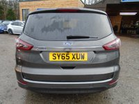 USED 2015 65 FORD S-MAX 2.0 TDCi Titanium (X Pack) 5dr