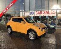 USED 2014 14 NISSAN JUKE 1.5 ACENTA PREMIUM DCI 5d 110 BHP NO DEPOSIT AVAILABLE, DRIVE AWAY TODAY!!