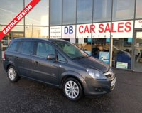 USED 2013 63 VAUXHALL ZAFIRA 1.7 DESIGN NAV CDTI ECOFLEX 5d 108 BHP NO DEPOSIT AVAILABLE, DRIVE AWAY TODAY!!