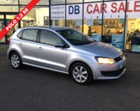 USED 2011 11 VOLKSWAGEN POLO 1.2 SE 5d 60 BHP NO DEPOSIT AVAILABLE, DRIVE AWAY TODAY!!