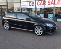 2009 VAUXHALL ASTRA 2.0 VXRACING 3d 236 BHP £5995.00