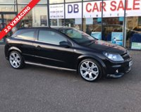2009 VAUXHALL ASTRA 2.0 VXRACING 3d 236 BHP £5495.00