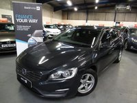 2014 VOLVO V60 2.0 D4 BUSINESS EDITION 5d 178 BHP £8790.00