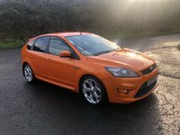 USED 2009 FORD FOCUS 2.5 ST-3 5d 223 BHP