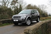 2011 LAND ROVER FREELANDER 2 2.2 TD4 GS 5d 150 BHP £10499.00