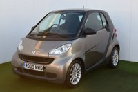 2009 SMART FORTWO 1.0 PASSION MHD 2d AUTO 71 BHP £3295.00