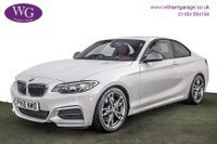 USED 2015 65 BMW 2 SERIES 3.0 M235I 2d AUTO 322 BHP