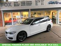2015 BMW 3 SERIES 2.0 318D SPORT 4d 141 BHP £11775.00