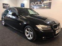 2011 BMW 3 SERIES 2.0 320D EFFICIENTDYNAMICS 4d 161 BHP £6499.00