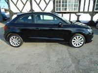 USED 2011 61 AUDI A1 1.6 TDI SPORT 3d 103 BHP